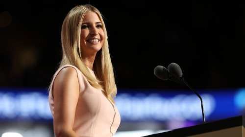 Ivanka Trump's Head-Turning Transformation