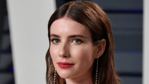 The Foundation That Emma Roberts' Makeup Artist Swears By