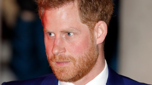 Here's What Prince Harry May Be Forbidden To Do At Prince Philip's Funeral