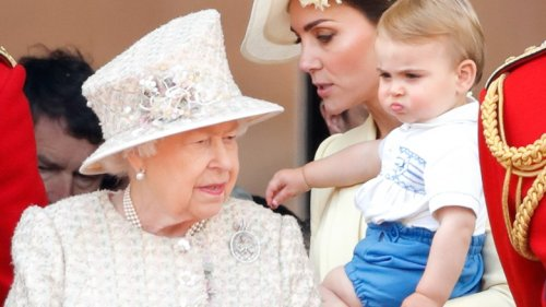 The Truth About Queen Elizabeth's Relationship With Prince Louis