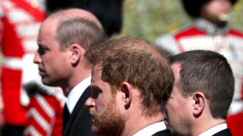 The Harry And William Moment That Made The Internet Gasp
