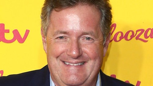 Why Piers Morgan Changed His Tune About The Tragic Film Set Shooting Involving Alec Baldwin