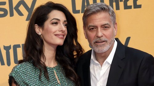 Here's Who George Clooney Was Married To Before Amal Clooney