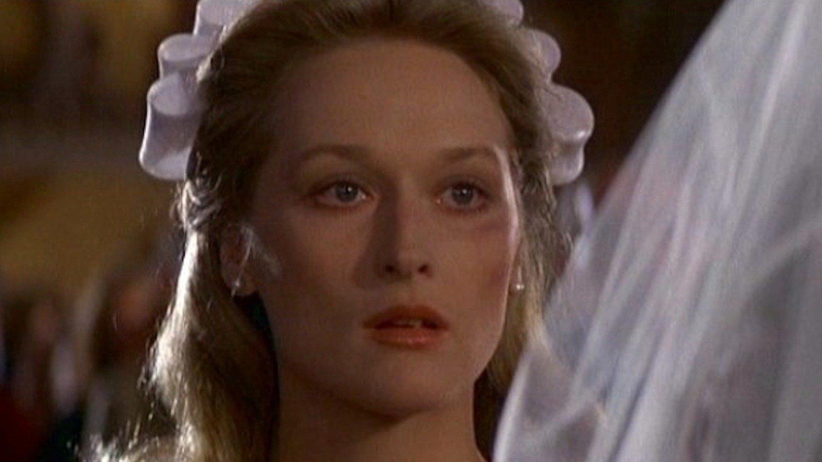 The Stunning Transformation Of Meryl Streep