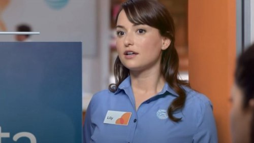 The untold truth of the AT&T commercial girl