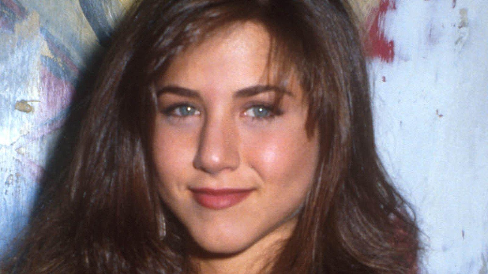 The Stunning Transformation Of Jennifer Aniston