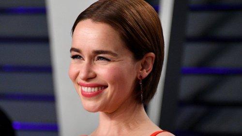 The Stunning Transformation Of Emilia Clarke