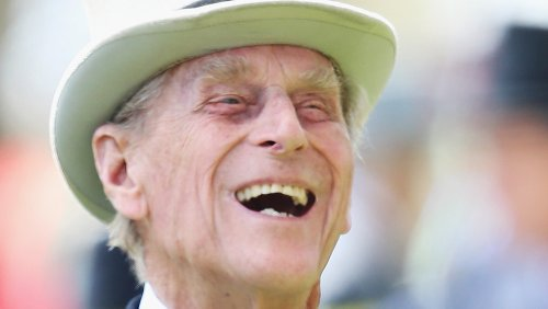Here's Why Prince Philip Preferred Eating Without The Queen