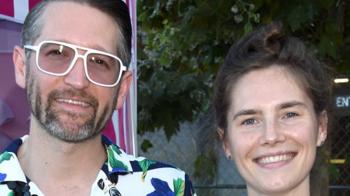 The Truth About Amanda Knox's Husband, Christopher Robinson