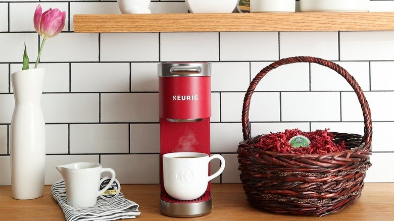 Here's How To Make Your Keurig Coffee Stronger