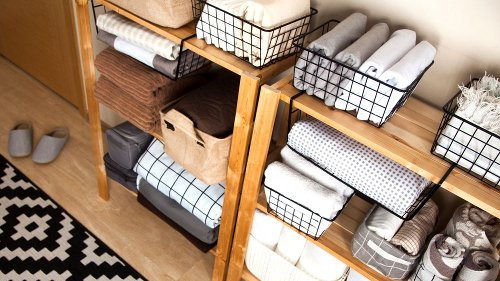 The real difference between the Marie Kondo and Home Edit organization methods