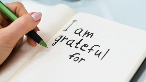 What Happens To Your Body If You Write In A Gratitude Journal Every Day