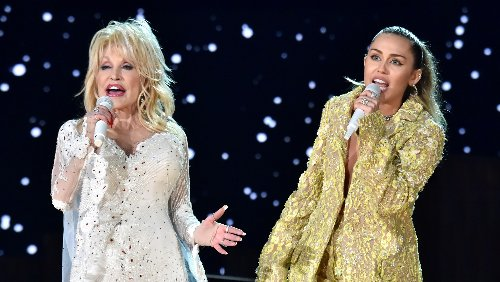Dolly Parton Reveals Just How Similar She And Miley Cyrus Are