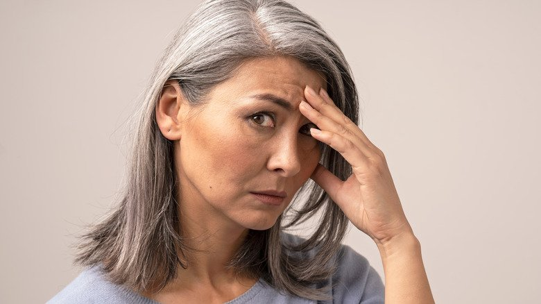 Does Stress Really Cause Gray Hair?