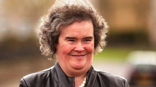 The Stunning Transformation Of Susan Boyle
