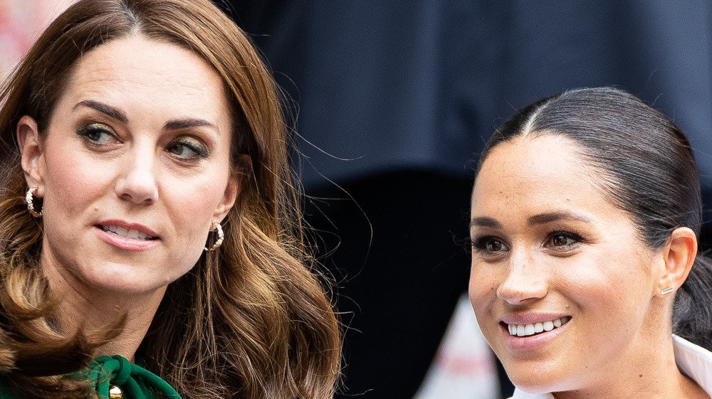 A Timeline Of Kate And Meghan's Rocky Relationship