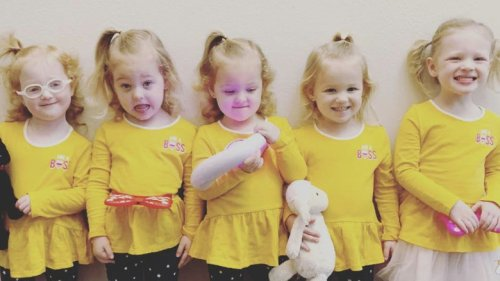 The Truth About The Quints On OutDaughtered