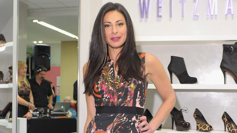 This was Stacy London's first job out of college