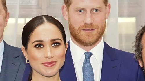 Why Princess Diana's Private Secretary Isn't Happy With Meghan And Harry