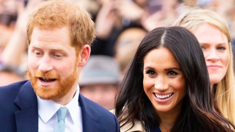 The Real Meaning Of Harry And Meghan's Daughter's Name