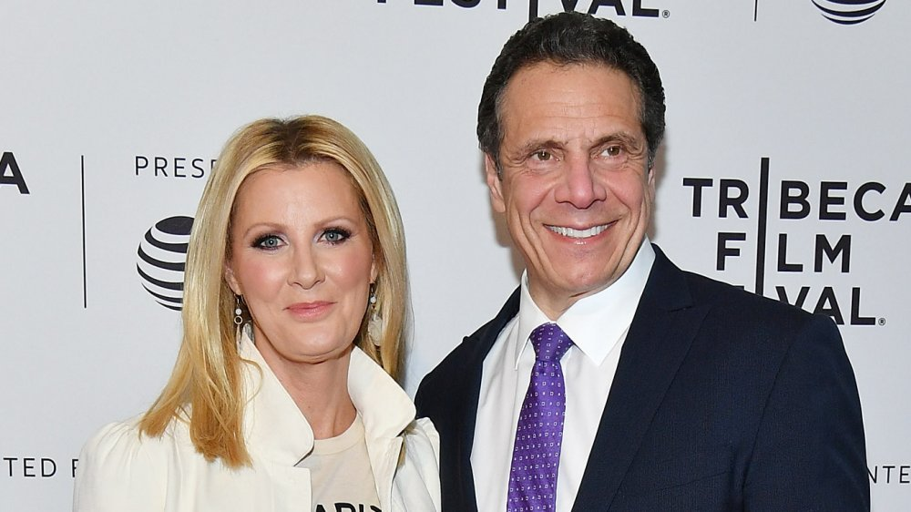 How Sandra Lee Really Feels About Ex Andrew Cuomo