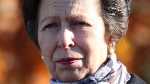 The Tragic Truth About Princess Anne