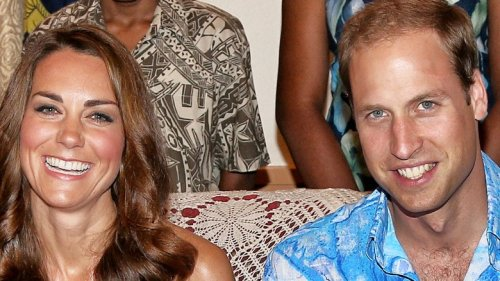 These Photos Of William And Kate Are Really Raising Eyebrows