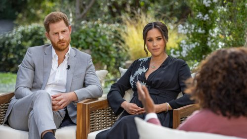 Meghan And Harry Had These Demands Before Oprah's Interview Aired