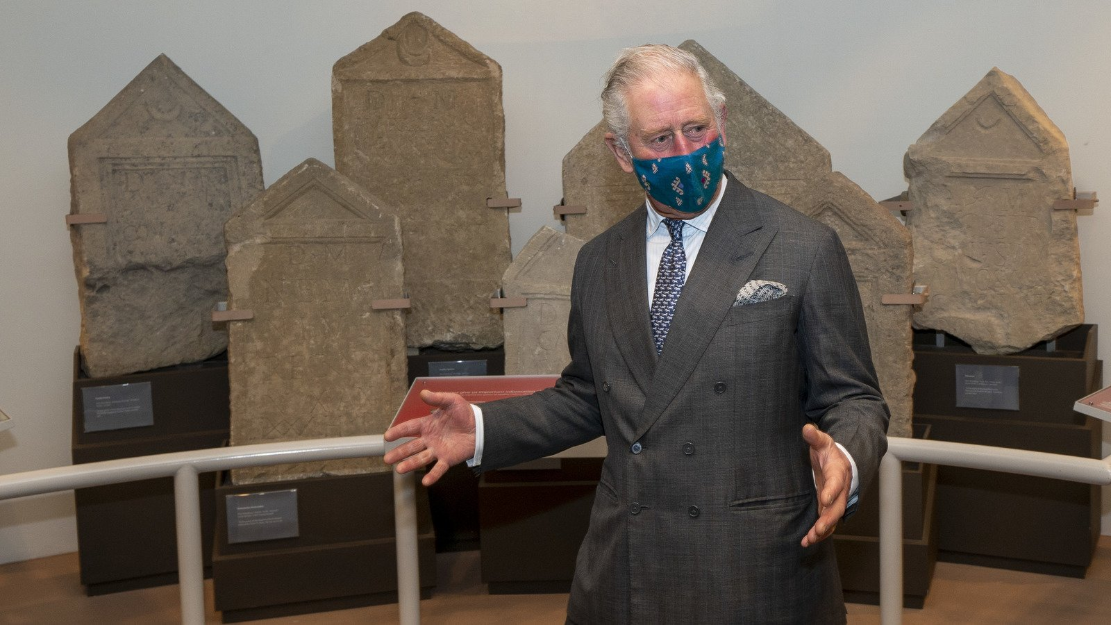 Awkward Prince Charles Moments That Were Caught On Camera