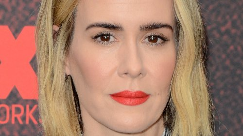 Sarah Paulson Just Shared The Most Cringeworthy Story About Matthew Perry