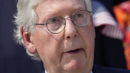 Inside Mitch McConnell's Battle With This Scary Disease