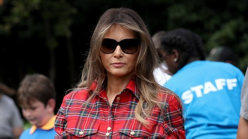 The Most Inappropriate Outfits Melania Trump Has Worn