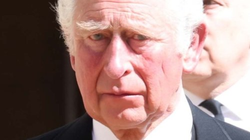 Prince Charles' Body Language During The Procession Speaks Volumes