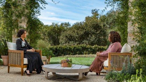 Expert Reveals Alarming Similarities Between Diana And Meghan's Interviews