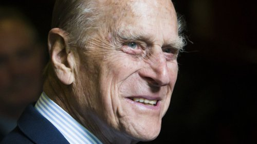Prince Philip's Funeral Included A Subtle Nod To Princess Diana
