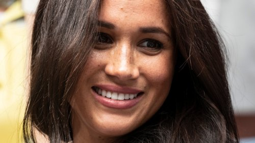 Why Meghan Markle Called Her Book The Bench