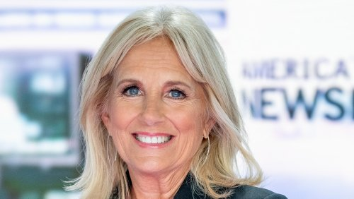 Here's What Jill Biden Typically Eats In A Day