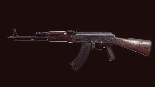 The best AK-47 Warzone loadout