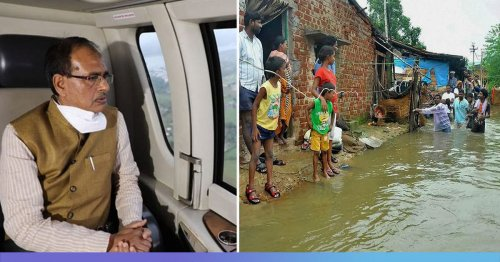 Army Deployed In Madhya Pradesh For Rescue Operations Amid Floods, Situation Grim In Odisha