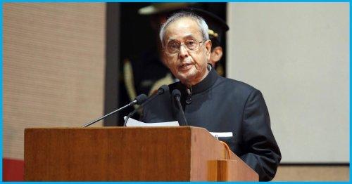 Former President Pranab Mukherjee Passes Away At 84
