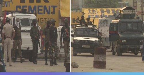 Jammu & Kashmir: Three Terrorists Shot Dead, Cop Killed In Action