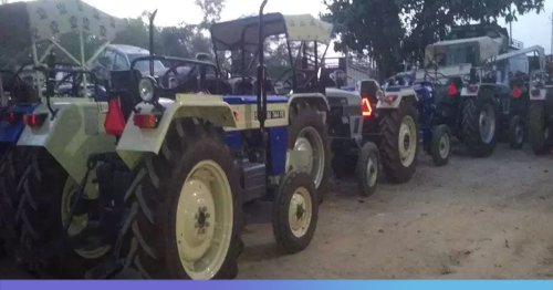 Indian Tractor Industry Grew 35% In July; Mahindra Saw Highest Ever July Sales