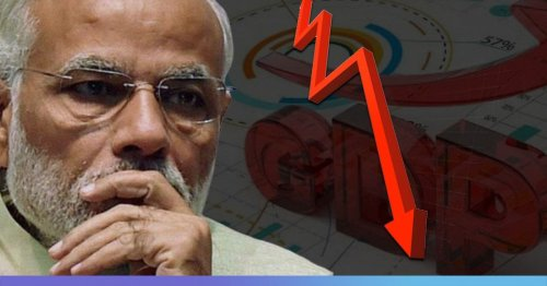 India's GDP Growth Plunges To -23.9% In First Quarter Due To Covid-19 Pandemic, Worst Quarterly Contraction