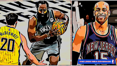 Scary Hours: Harden joins Vince Carter, as Nets reach top of East vs. Pacers