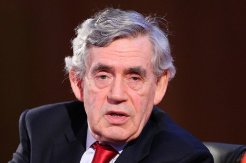 Gordon Brown hits out at Boris Johnson for 'failing to vaccinate the world'