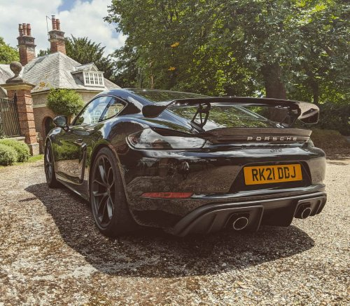 TLE drives: The Porsche Cayman GT4