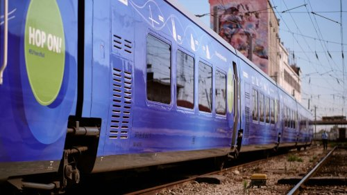 EU promoting sustainable travel through train crossing 26 countries