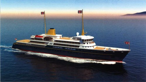 Boris claims £200m royal yacht will help Britain 'show itself off to the world'