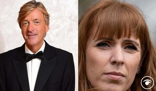 Watch: Richard Madeley called out for 'misogynistic' Angela Rayner remark