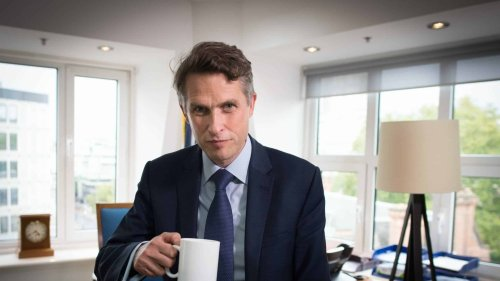 Gavin Williamson tipped for a KNIGHTHOOD